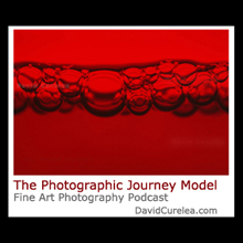 The Photographic Journey Model Podcast Album